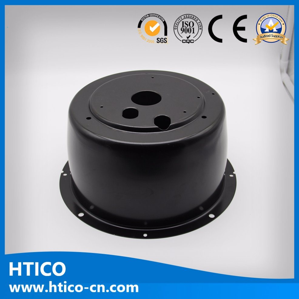 OEM Iron Deep Drawing Parts of Machinery for Rice Cooker