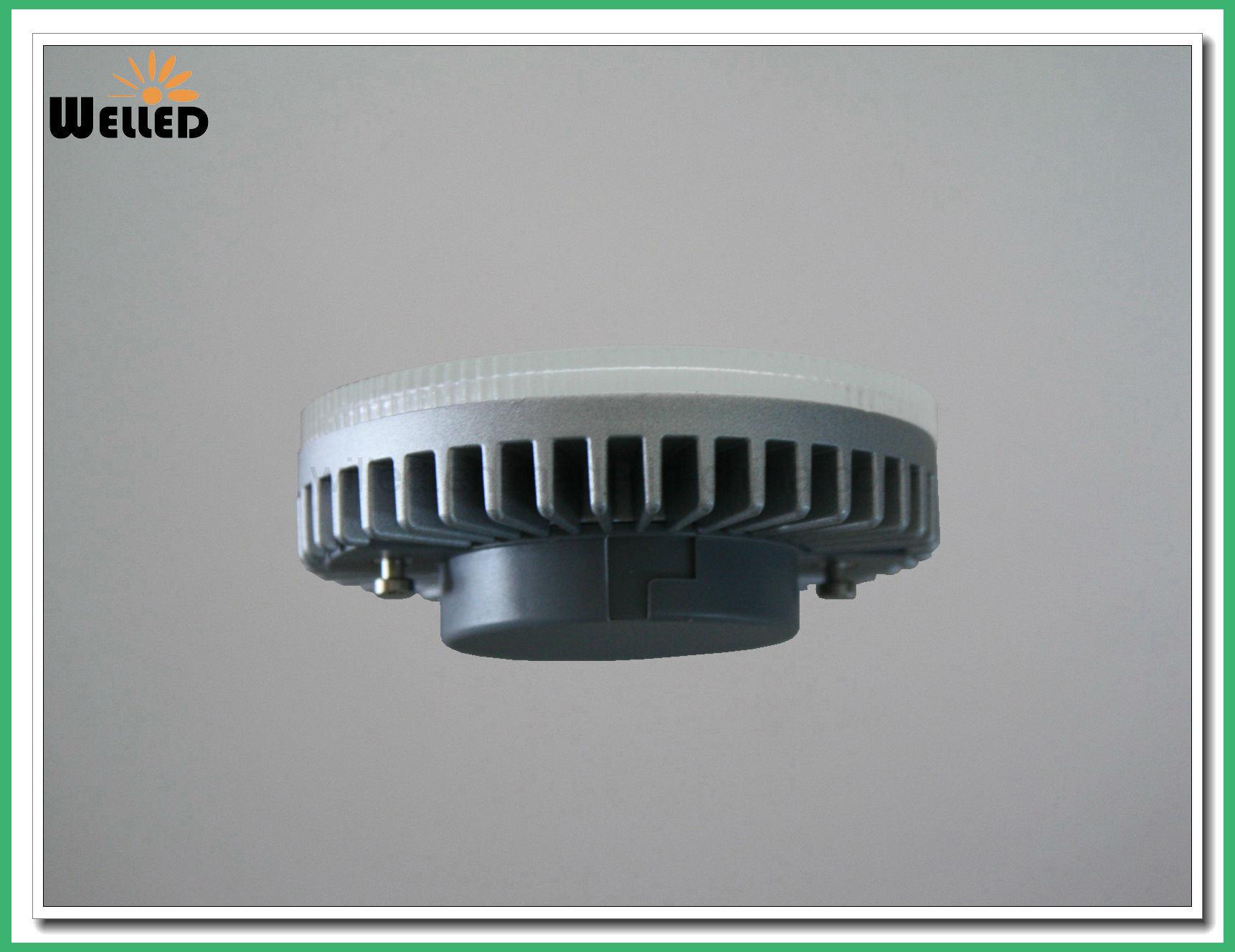 8W Aluminum LED Lamp Gx53 for Under Cabinet Light