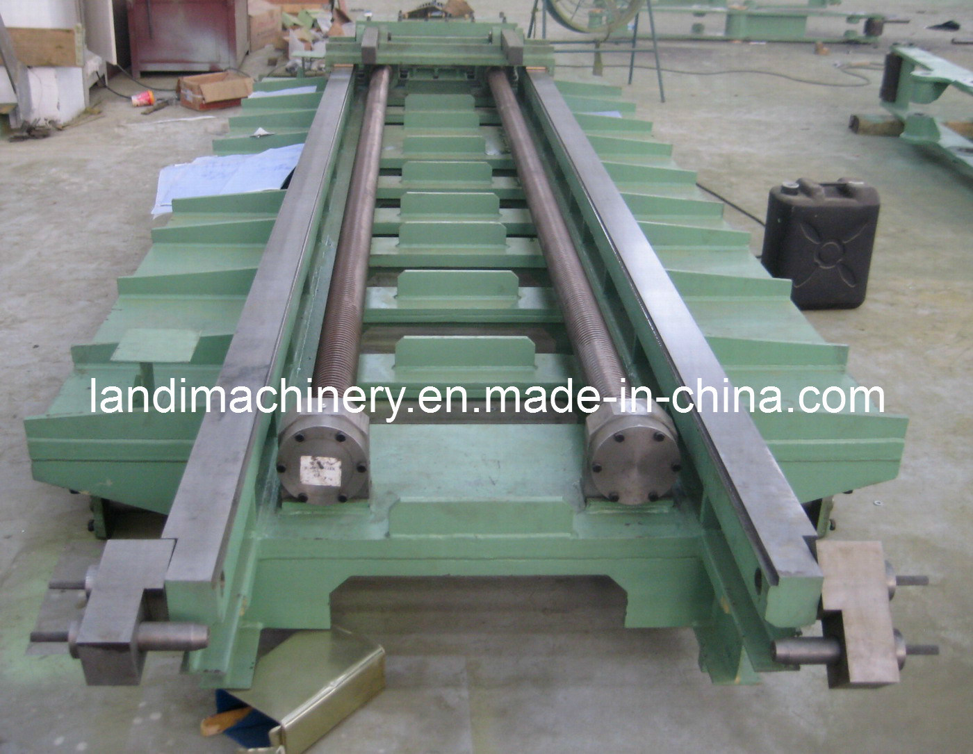 Metallurgy Machinery Steel Structure Parts