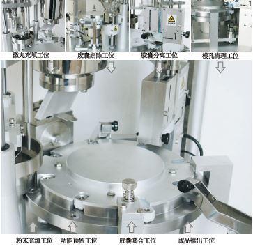 Laboratory Capsule Filler C500