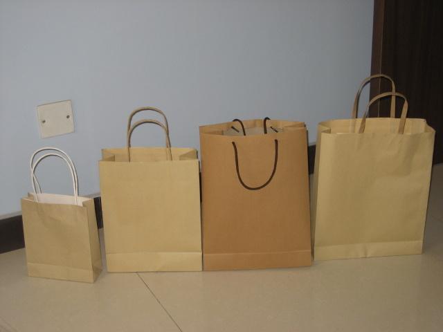 CE Paper Bag Machine (SBR460)