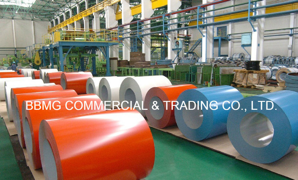 Factory Price Prime Quality Prepainted Galvanized Steel Coil PPGI