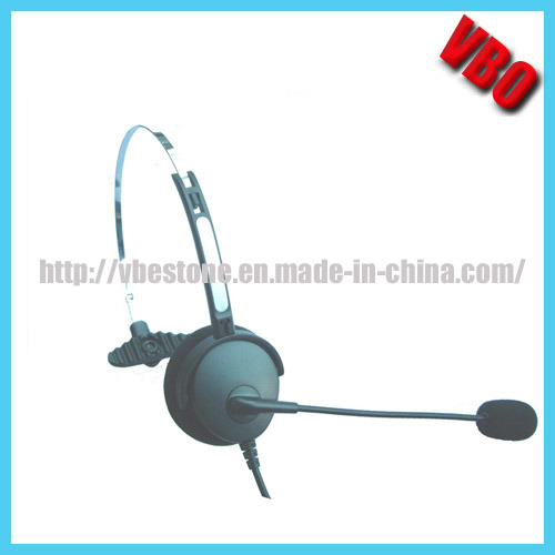 Vb-500nc Single Ear Telephone Headset for Call Center