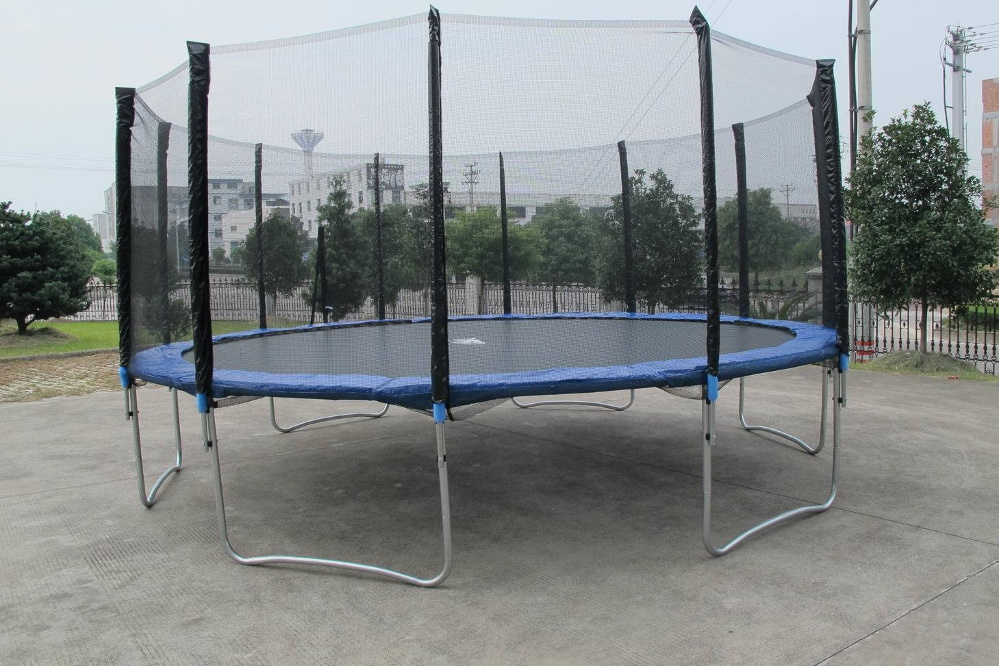 16ft Outdoor Trampoline China 16ft Outdoor Trampoline