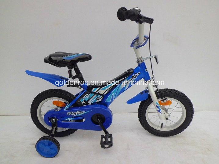 """12"""" Steel Frame Kids Bike (MA1208)"""