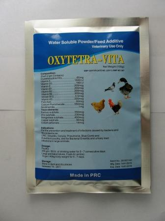 Complex Oxytetracycline HCl Powder