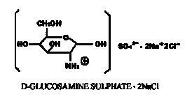Nutritious Supplements D- Glucosamine Sulphate 2nacl Powder