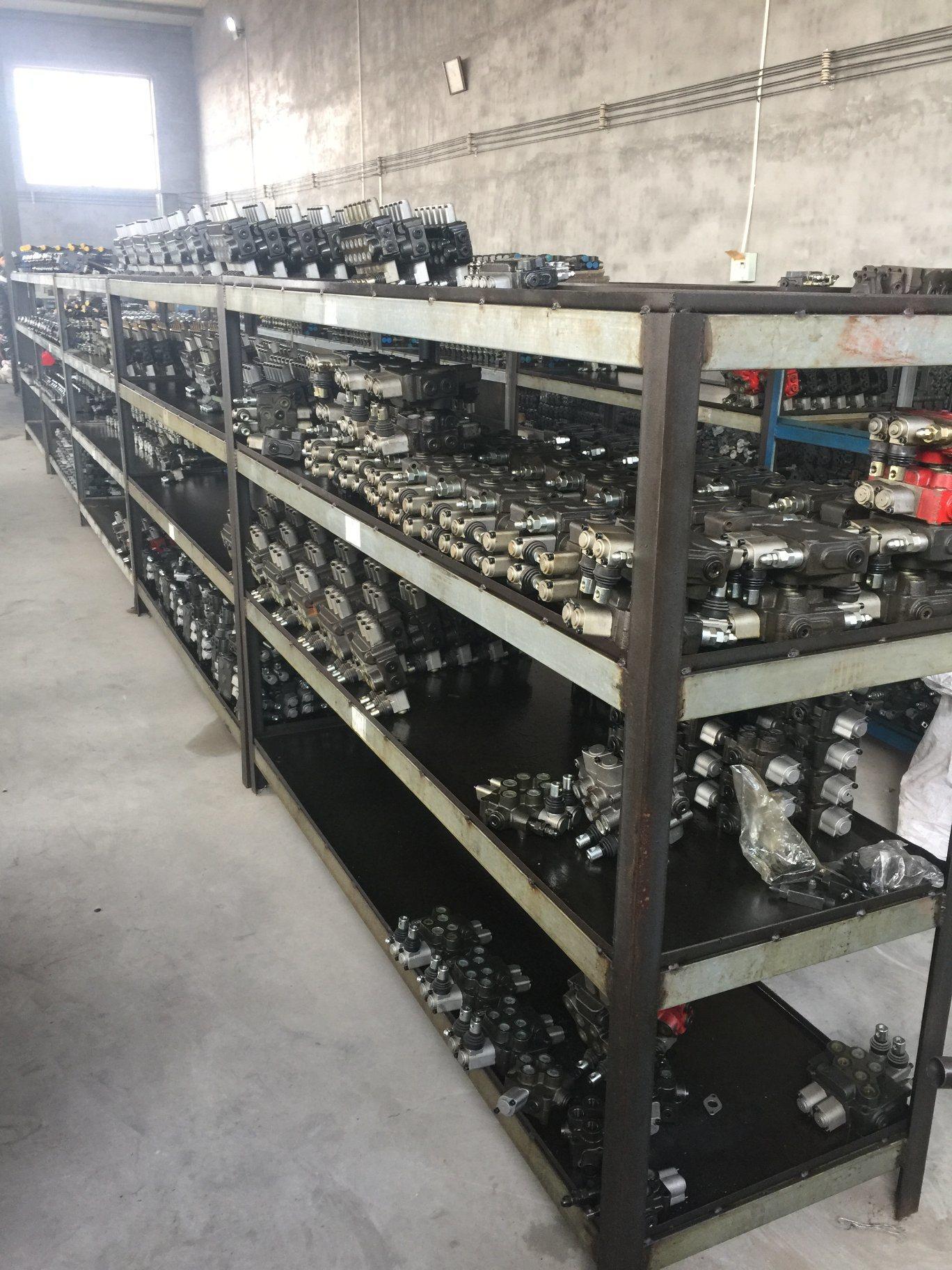ZL12 2 Levers Spool Valve Crane Hydraulic Pump Control Directional