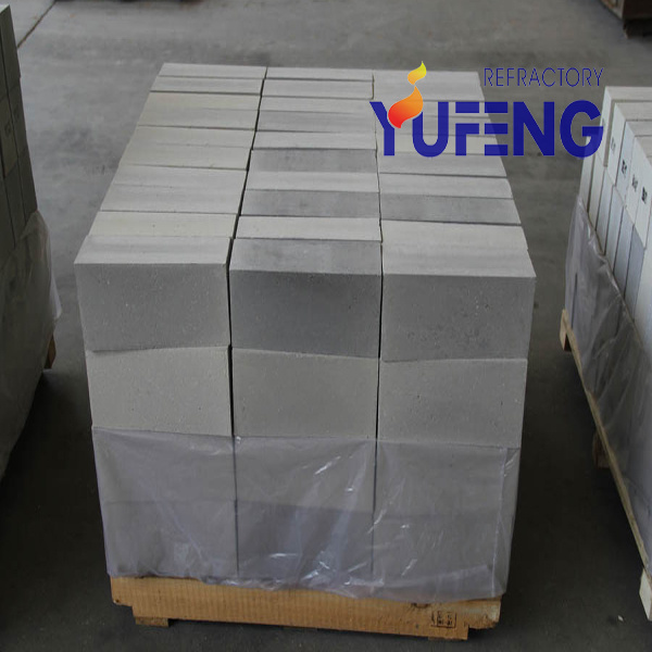 High Alumina Refractory Brick of Electric Arc Furnace Roof (YF/EAF80)