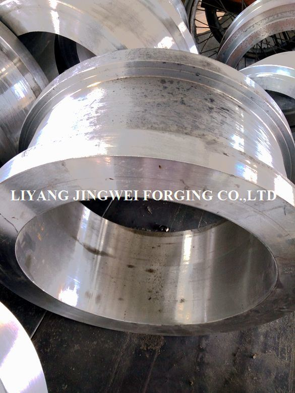 Feed Machine Steel Forged Ring