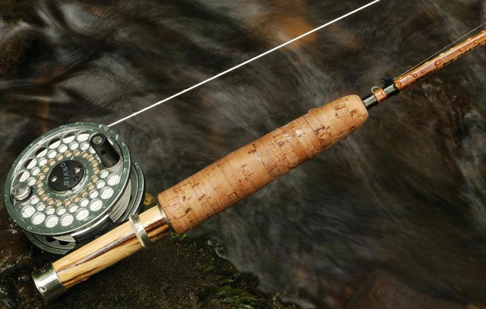 China hand crafted fly fishing bamboo fly rod china for Bamboo fly fishing rod