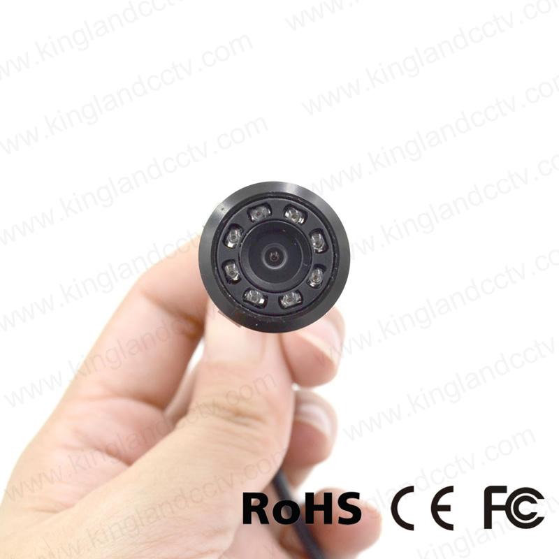 Universal Car Rear View Night Vision Camera with 8PCS IR