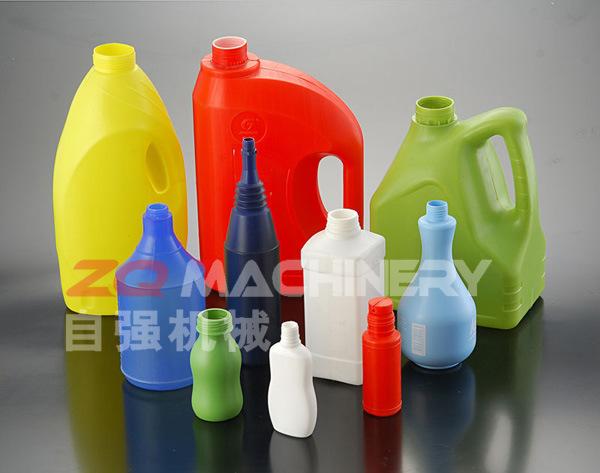 Plastic Container Manufacturer Automatic Extrusion Blow Moulding Machine (Double-Station-5L)