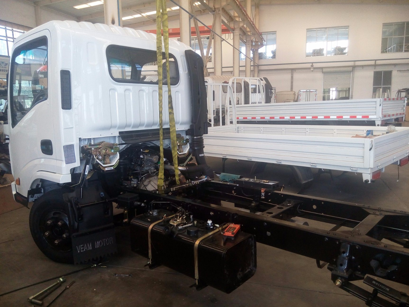2 Ton Light Truck for Right Hand Drive