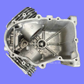 Customized Aluminum Alloy Die Casting of Engine Part Housing