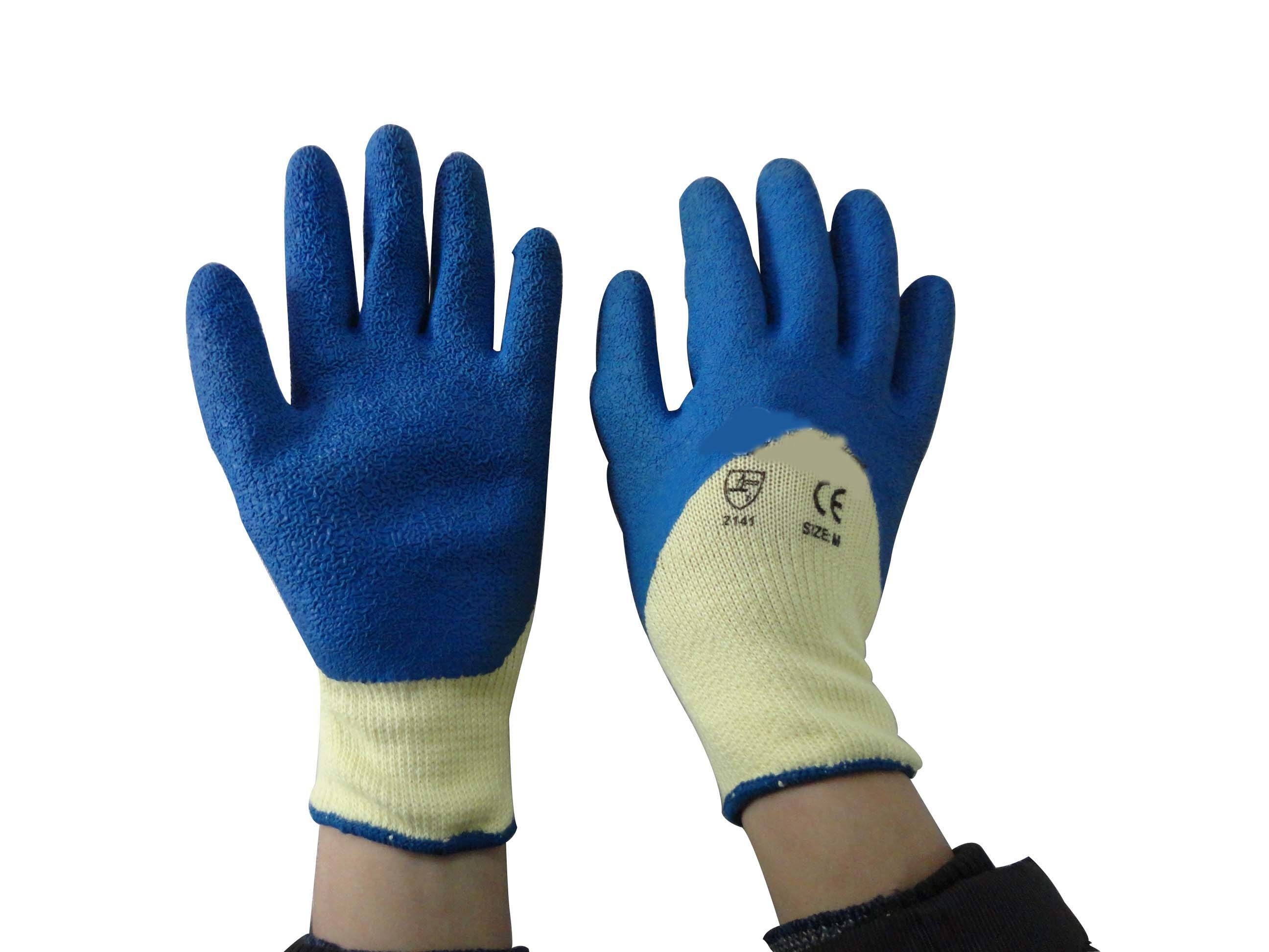3/4 Dipping Latex Glove