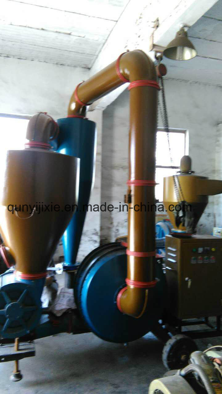 Power Pneumatic Grain Conveyor/Pneumatic Conveyor