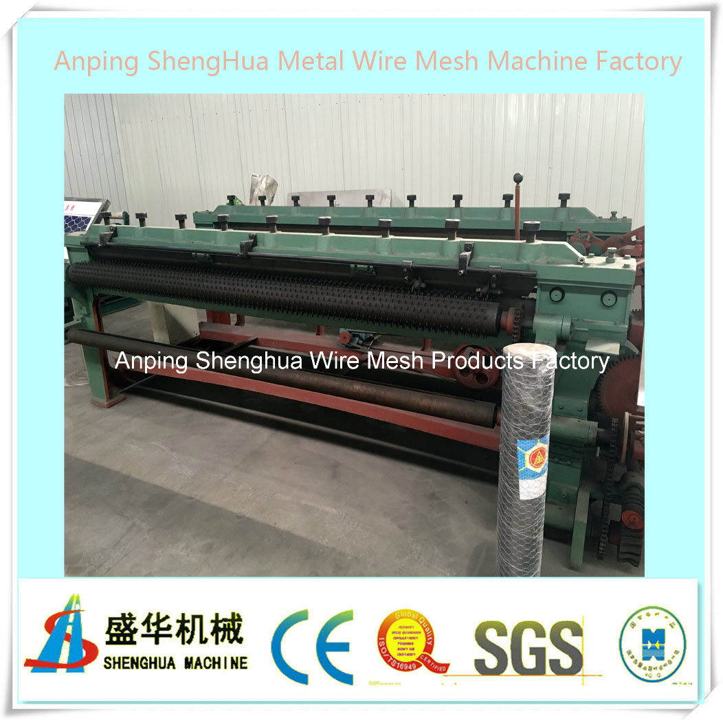 Hot Sale Hexagonal Wire Mesh Machine (SHL-HWM001)