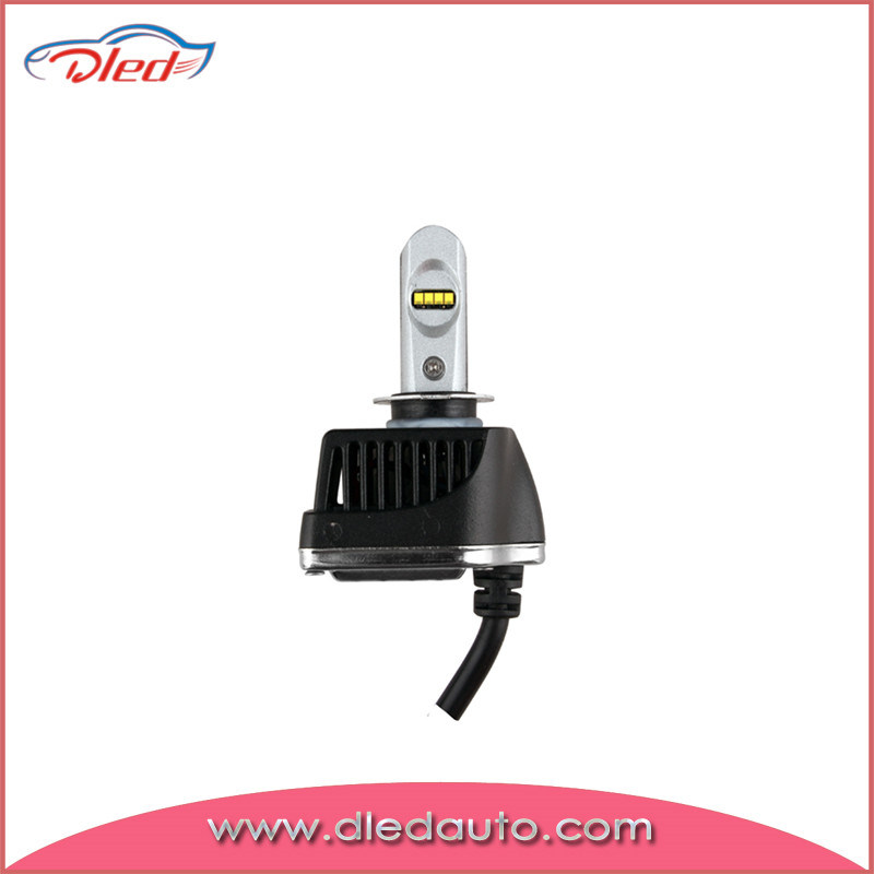 H4 High Brightness Auto Fan LED Headlight D1