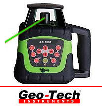 Rotary Laser Level Green Beam Grl700g