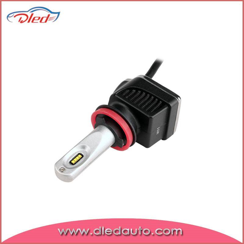 H4 High Brightness Auto Fan LED Headlight D1