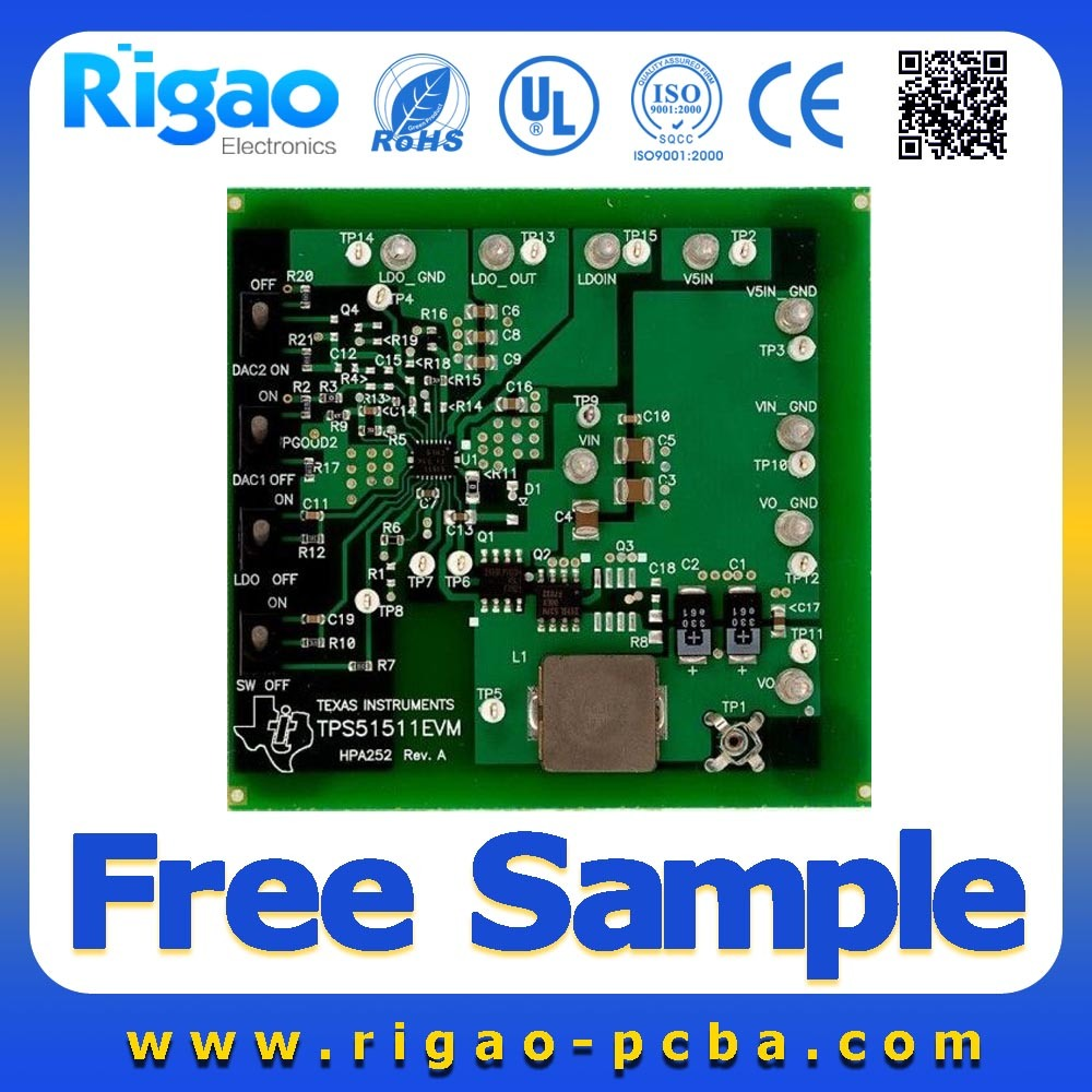 PCB Assembly with 1 Oz Copper