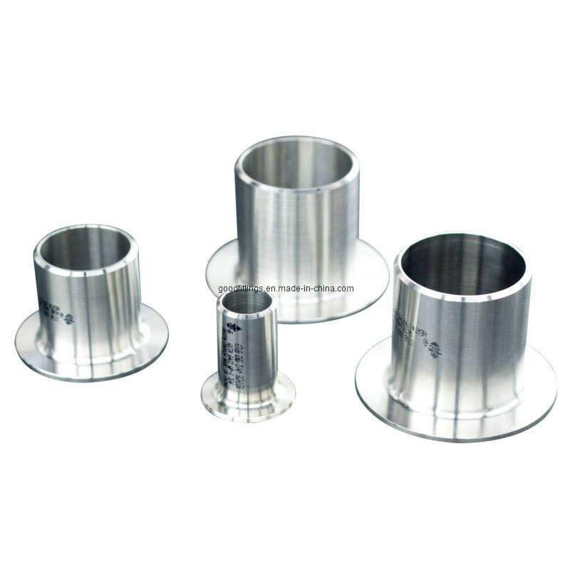 China stainless steel stub end type a seamless mss sp