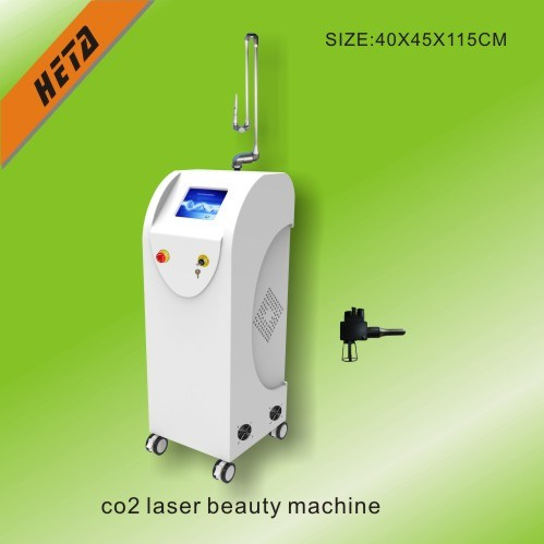 Portable Q Switch ND YAG Medical Beauty 808nm CO2 Fractional Diode Laser H-2000