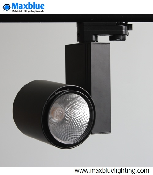 Dimmable CREE COB LED Track Light Track Spotlight