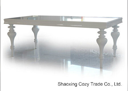 Modern Wood Folding Dining Table