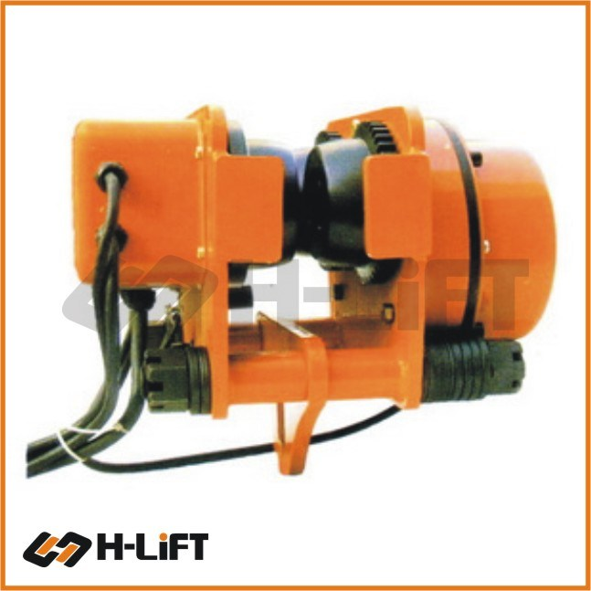 China Electric Trolley Hoist Trolley 1t 5t Photos