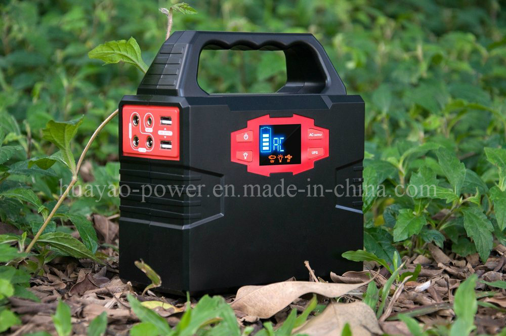 Multifunction Home Solar Power Station Solar Generator 150wh with Solar Panels