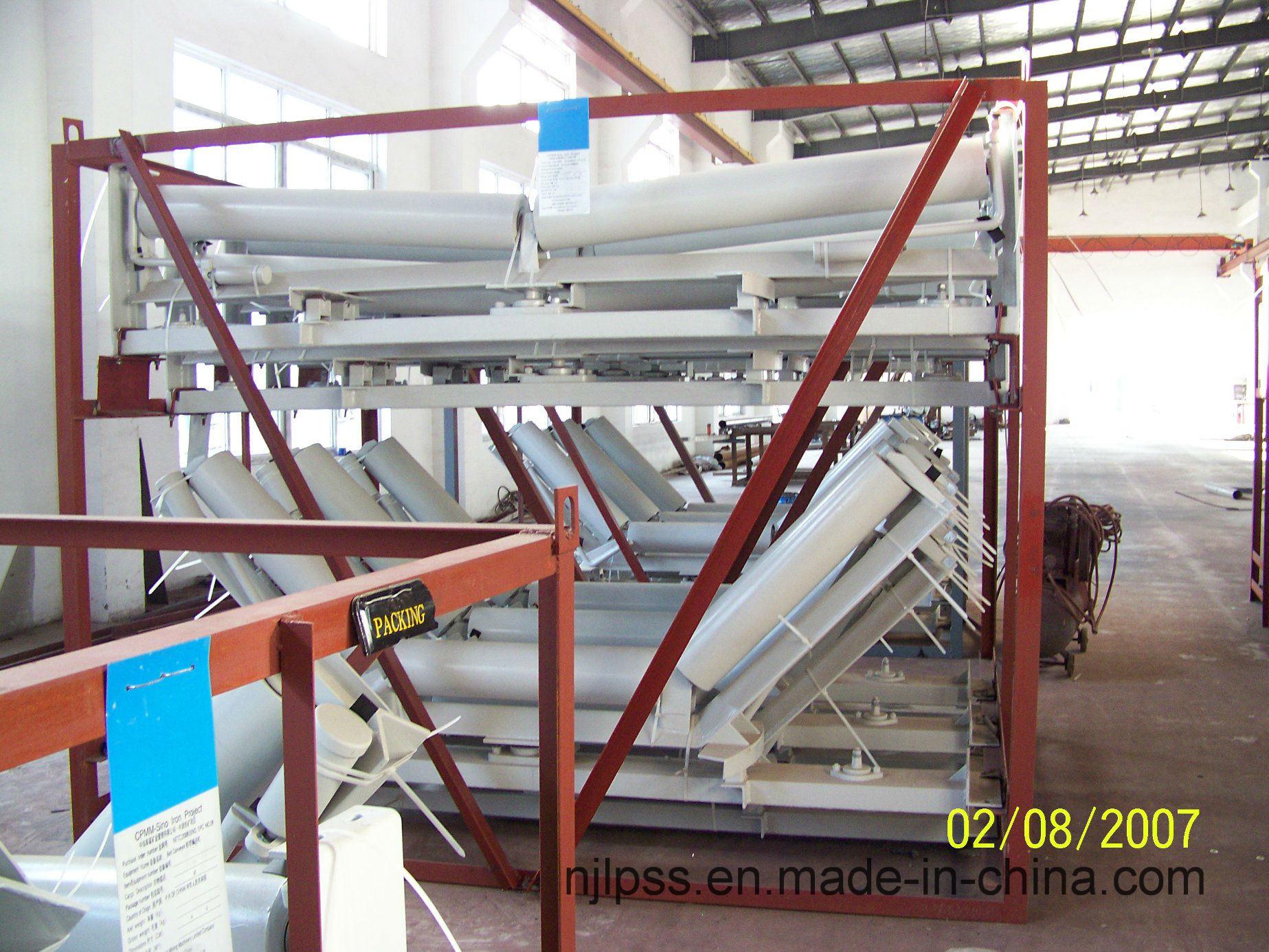 Carrier Self Aligning Roller Group for Belt Conveyor Zds-S-2