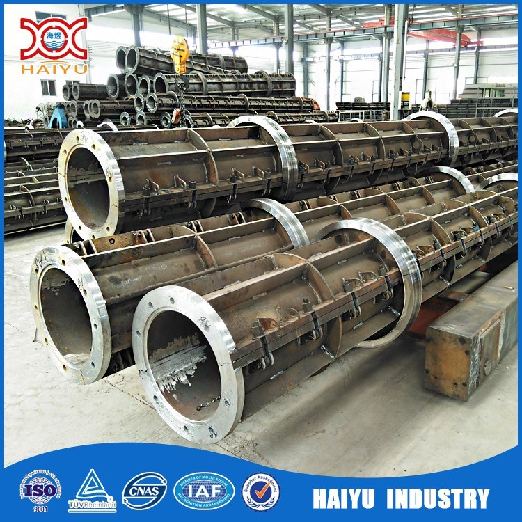 Cement Electrical Pole Machine