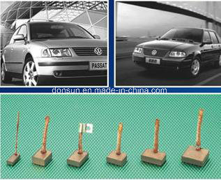 Carbon Brushes for Automotive Motor