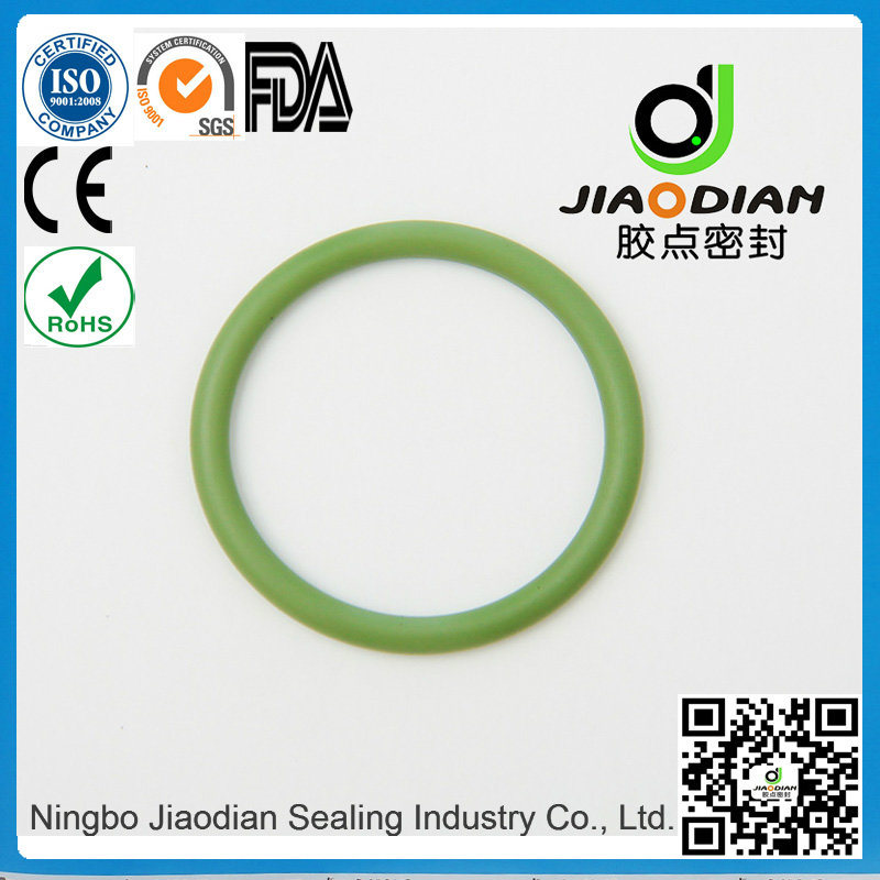 Rubber O Rings of Size Range as 568, JIS2401 on Short Lead Time with SGS CE RoHS FDA Cetified (O-RINGS-0087)
