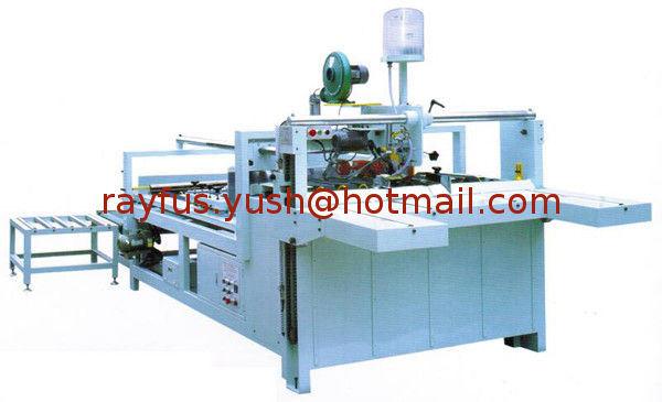 Folder Gluer of Corrugated Carton Box Making Machine