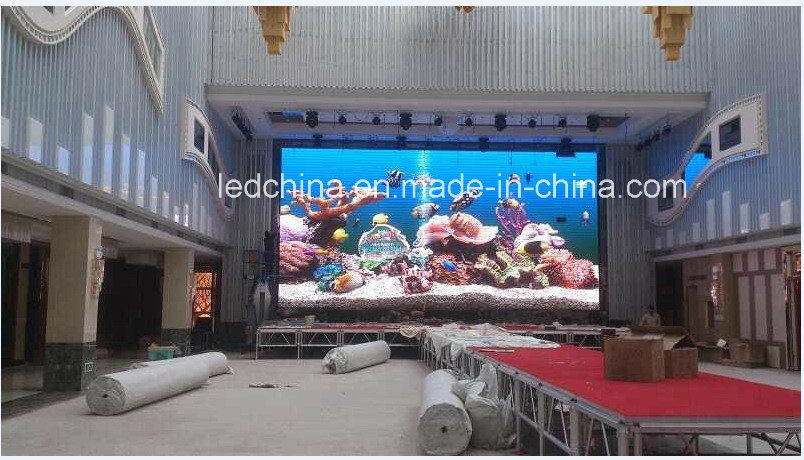 P5 Indoor Rental LED Screen