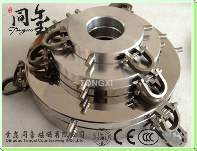 Calibration Weights Test Weights Counter Weight for Industrial Weighing Scale