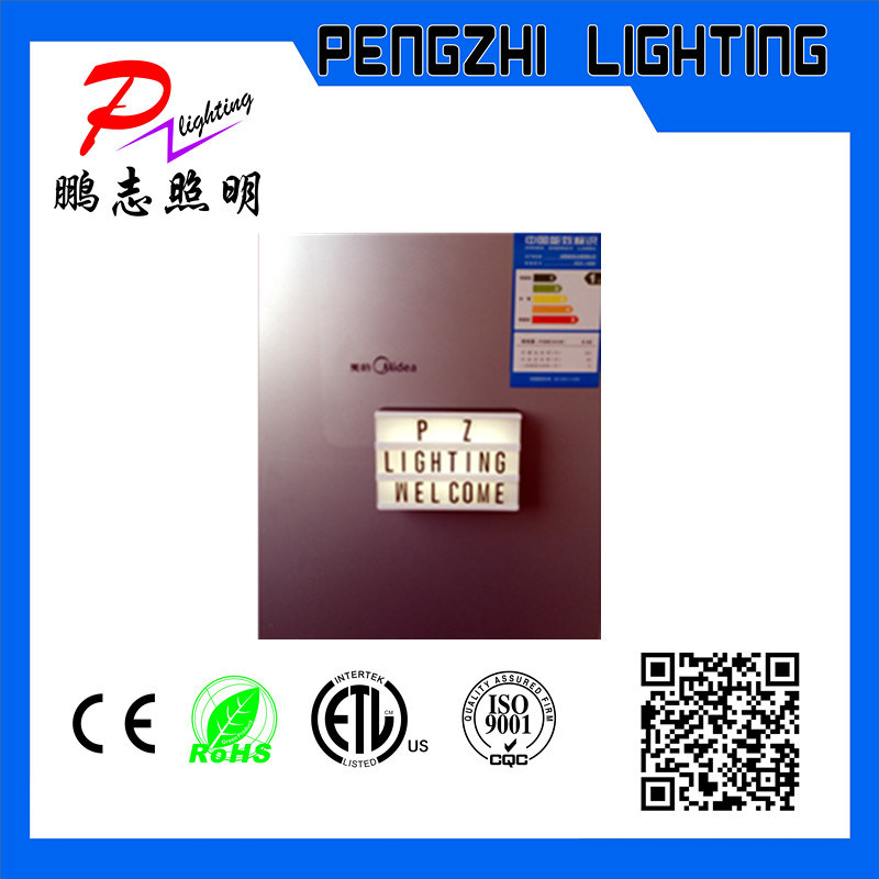 One Piece Refrigerator Magnet LED Sign