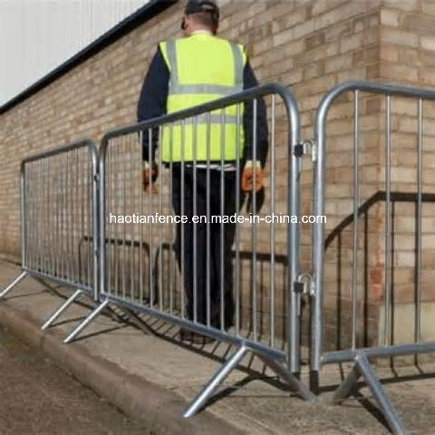 Multi-Purpose Security Barriers for High-Traffic Events
