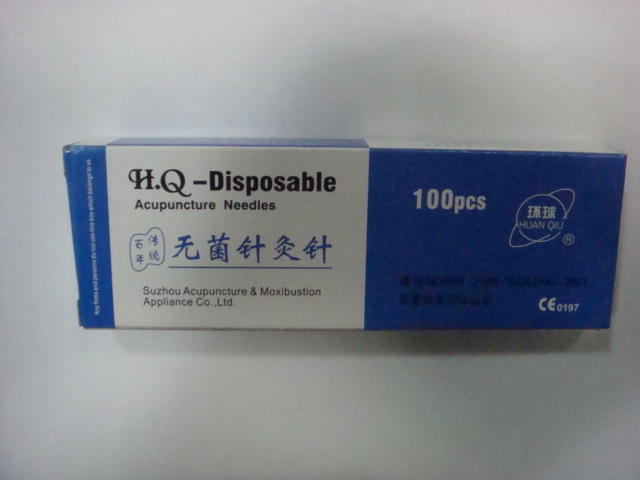Huanqiu Brand Acupuncture Needle