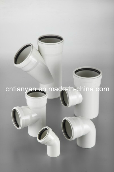 Expanding PVC Pipe Fitting (Water Drainage)