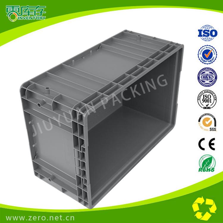 2017 New Arrival Black PP EU Plastic Container