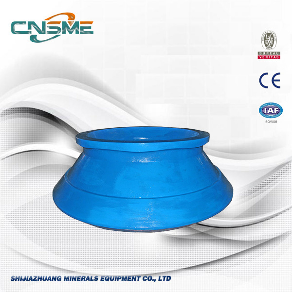 High Manganese Wear Parts Cone Crusher