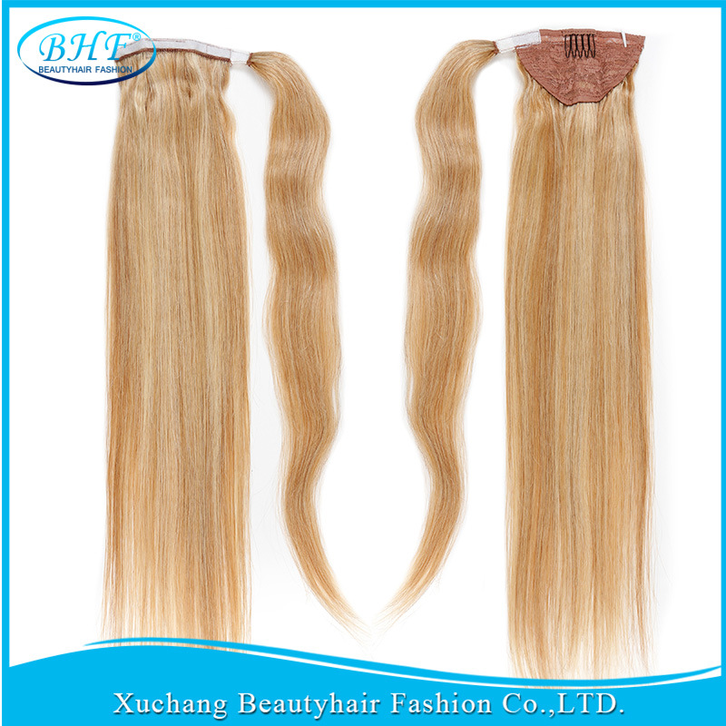China virgin natural human hair ponytail extension 18 22 real china virgin natural human hair ponytail extension 18 22 real hair hairpiece for black women brazilian hair clip ponytail 60gset china ponytail hair pmusecretfo Image collections
