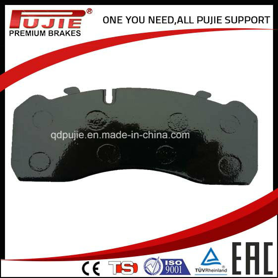 Semi-Metallic Bus Brake Pads for Man Wva29093