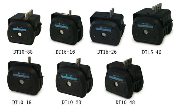 8 Channels Peristaltic Dosing Pump Heads