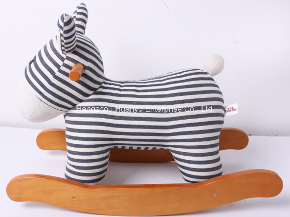 New Design Factory Supply Rocking Animal -Donkey Rocker