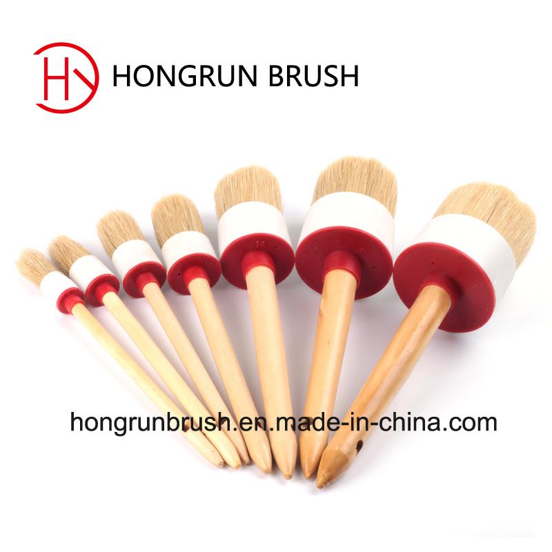 Round Bristle Paint Brush (HYR001)